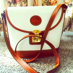 Dooney & Bourke In excellent shape. Small scuffs on the bottom of the purse that you can hardly see. Dooney & Bourke Bags Crossbody Bags