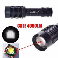 $5.24 (Buy here: https://alitems.com/g/1e8d114494ebda23ff8b16525dc3e8/?i=5&ulp=https%3A%2F%2Fwww.aliexpress.com%2Fitem%2FFashion-style-Skywolfeye-4000LM-Zoomable-Cree-XML-T6-LED-5-Modes-Police-Flashlight-Lamp-Torch-10%2F32741246468.html ) Fashion style Skywolfeye 4000LM Zoomable Cree XML T6 LED 5 Modes Police Flashlight Lamp Torch #10 2016 Gift 1pc for just $5.24