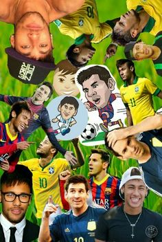 My collage :) Soccer, Collage, Art, Art Background, Futbol, Collages, Soccer Ball, Kunst, Performing Arts