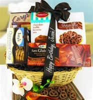 Gluten Free Gift Basket - Doesn't get better then this.