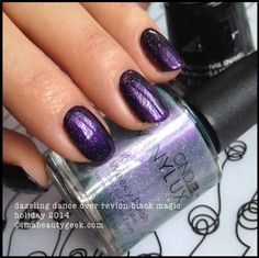 CND Vinylux Holiday 2014   a side order of CND Fall 2014 - Beautygeeks