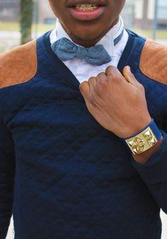 Love the sweater. Modern & Fresh 8/10