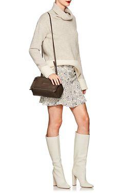 5a9c8b48aa21 Givenchy Pandora Sugar Mini Leather Messenger Bag