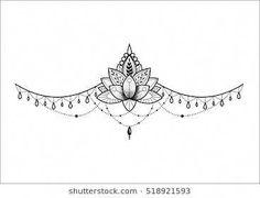 Lotus ornament Lotus-Verzierung The post Lotus-Verzierung appeared first on Frisuren Tips - Tattoos And Body Art Lotus-Verzierung The Small Hand Tattoos, Body Art Tattoos, Sleeve Tattoos, Small Tattoo, Anklet Tattoos, Tattoo Bracelet, Sternum Tattoos, Jewelry Tattoo, Tattoo Arm