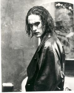 Brandon Lee~  Bruce Lee's son. He was becoming a big star and died too young. Sometimes I wonder if his death was truly an accident as they claim.