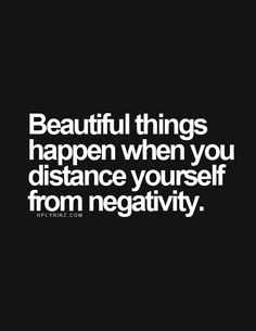 Stay away from negativity, focus on the positives. #FeelGood #Inspiration #RoadToHappiness #DIYDollyMixture