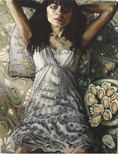 Belinda Eaton, Girl with Oysters