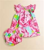 Lilly Pulitzer Baby Clothes. So cute!!