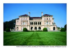 Newport Mansions: Visit One of the Most Popular Rhode Island Tourist Attractions