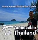 Accessible Thailand shows all the places that are accessible for wheelchair users and people with limited mobility in Thailand.