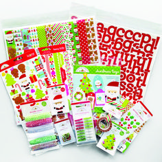 Join us for the SCT 2014 - 12 Days of HOLIDAY Giving - SCT Style from Dec. 8 to 19th - Day 4 - Doodlebug Prize Pack
