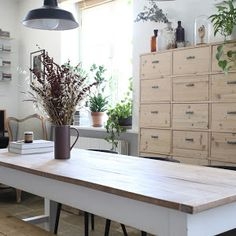Kitchen - Shabby Chic Interiors Shabby Chic Interiors, Ikea, Dining Table, House Design, Kitchen, Vintage, Inspiration, Furniture, Home Decor