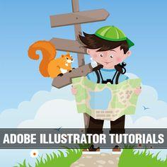 35 Illustrator Tutorials - All Designer Should Acquire New Techniques