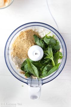 This vegan creamy pesto dip is made from silken tofu, nuts and basil for a creamy, super satisfying dip that you can enjoy guilt-free.