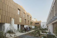 Gallery of Participatory Habitat in Montreuil / NZI Architectes - 1