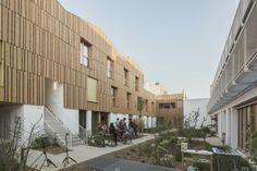 Participatory Habitat in Montreuil,© Juan Sepulveda Grazioli
