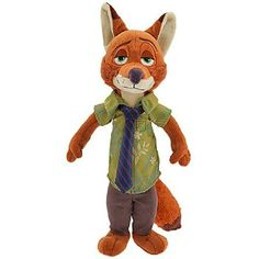 """#Christmas How do I get Disney Zootopia Nick Wilde Exclusive 13"""" Plush for Christmas Gifts Idea Shopping Online . Selecting  Christmas Toys regarding youngsters may be basic, while selected properly, Christmas Toys typically offer an opportunity for the little one to master anything, but can even be a significant..."""