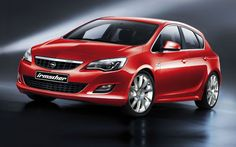Opel Astra picture