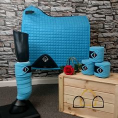 Want a perfect matchy set for your horse? Check out this gorgeous collection, teamed together by Lofthouse Equestrian... all LeMieux! Stand out with ProSport! #LoftyEquestrian #matchyset