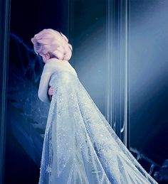 Elsa - I'm trying to protect you.