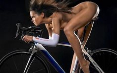 Would nude cycling girls naked