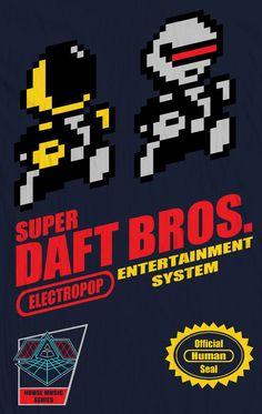 Super Daft Bros.