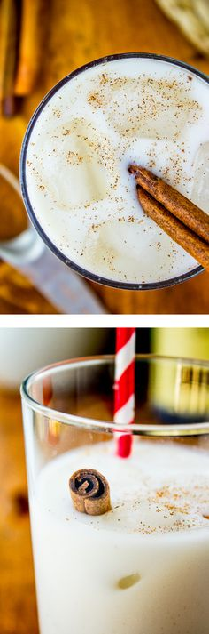 Vanilla Bean Horchat