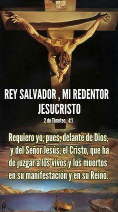 ARACELI MALPICA- Posters : 2 de TIMOTEO, 4:12 , Requiero yo, pues, delante de Dios, y del Señor Jesús, el Cristo, que ha de juzgar a los vivos y los muertos en su manifestación y en su Reino.