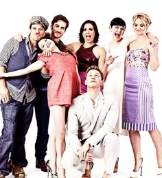 Once Upon a Time cast - EW Comic-Con '13 Star Portrait.