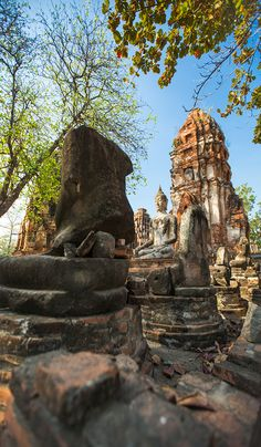 Trip to ayutthaya from Bangkok with The Asia