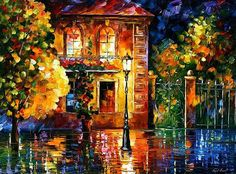 Hight of Expectations by Leonid Afremov