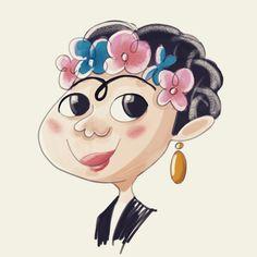 Frida by Koz