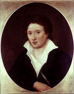 Retrato de Percy Bysshe Shelley (1819)