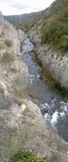 Cañón del rió Jerea