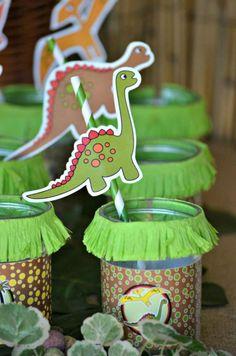 inspiracion fiesta dinosaurios Más