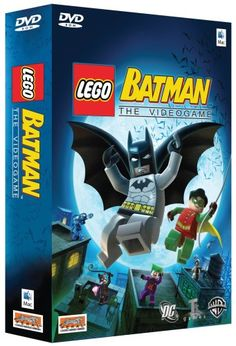 Lego Batman « Game Searches