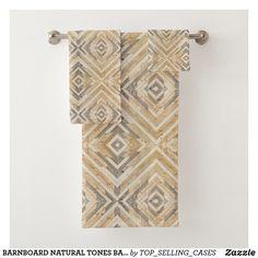 BARNBOARD NATURAL TONES BATH SET-EXCEPT9IONAL BATH TOWEL SET Spa Towels, Bathroom Towels, Bath Towel Sets, Luxury Bath, Washing Clothes, Europe, Textiles, France, Natural