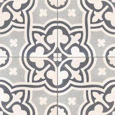 - cement tiles VIVIENNE 01.07.27 - Couleurs