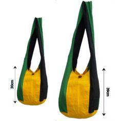 Hanf Jamaika Tasche