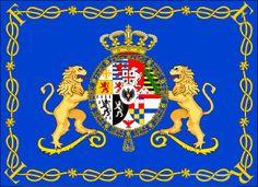 Sardegna - Stendardo Reale 1802-1814