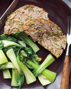 This version of the classic dish substitutes scallions for cheese. Serve with Baby Bok Choy with Chile and Garlic.