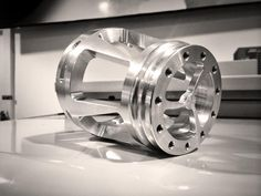 Demo part machined on a #Haas ST-20Y at Mexican distributor @grupohitec's Demo Day