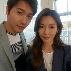 Lee Sang Woo and Kim So Yeon recently shot a commercial for a fashion brand, and Korean netizens have been commenting on their collective impressive looks.