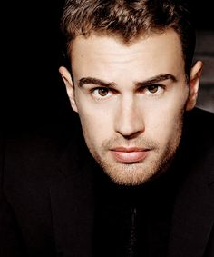 Theo James for Hugo Boss and I'm dead