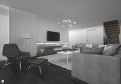 Salon styl Nowoczesny - zdjęcie od BIG IDEA studio projektowe - Salon - Styl Nowoczesny - BIG IDEA studio projektowe