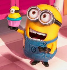 minions // despicable me recently watched it and I am obsessed. they're so adorable