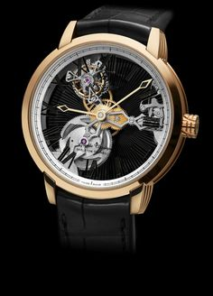 Basel 2015 - Hysek IO Skeleton Tourbillon