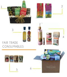 A wonderful gift giving guide featuring Trade as One from Jay's Cup!