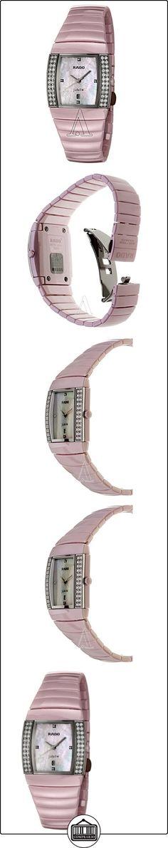 Rado Sintra Jubile r13651902-Reloj de cuarzo para mujer  ✿ Relojes para mujer - (Lujo) ✿