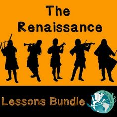 Lesson bundles are here!   Preparing units can be tiresome. Stop killing yourself with hours of research, lesson creations, and departmental meetings related to curriculum. Save yourself time and purchase our lessons in bundled packs! Our Renaissance bund